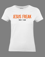 Jesus Freak Women T Shirt