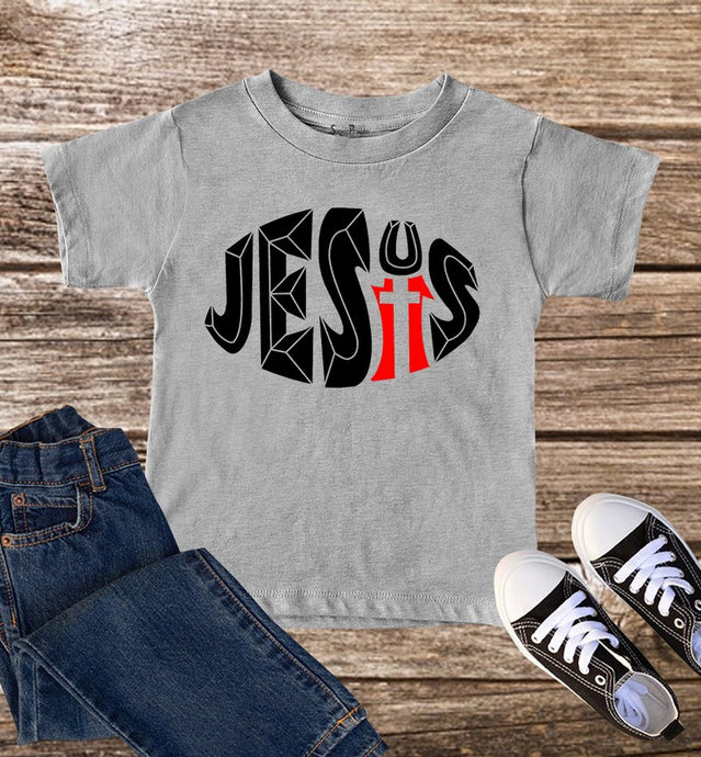 Jesus Kids T Shirt