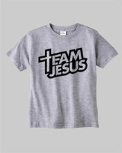Jesus Team Christian Kids T shirt