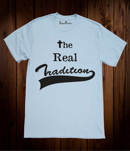 Jesus The Real Tradetcon T Shirt