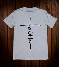Faith Based t shirts Faith Jesus Christian TShirt