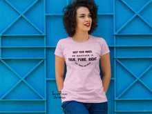 Christian Women T Shirt Keep Your Minds Ladies tee