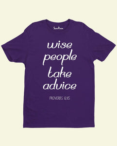 Wise people T Shirt
