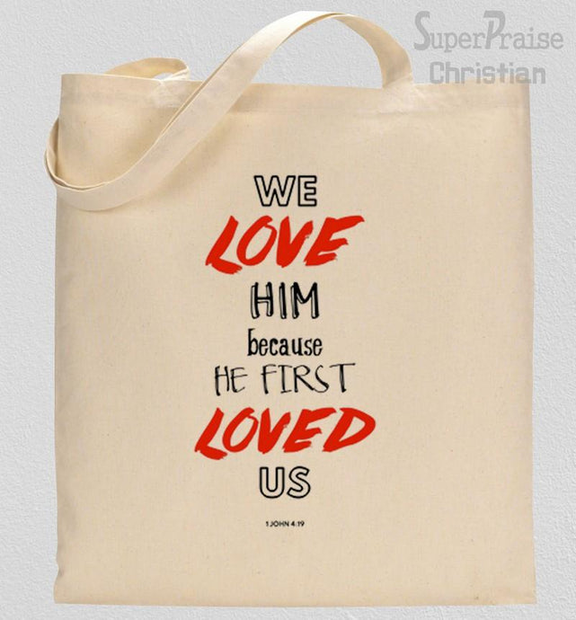 Love Quotes Tote Bag