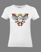 Put On The Full Armour of God Ladies T Shirt