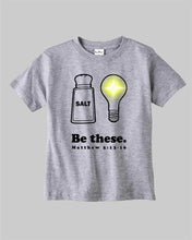 Salt And Light Kids T shirt