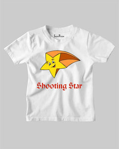 Shooting Star Kids T Shirt