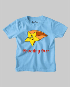 Kids Shooting Star Christmas Christian Xmas T Shirt