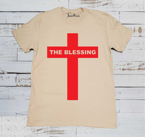 The Lord Blessing T Shirt Jesus Cross Faith Christian Shirts
