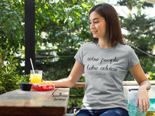 Christian Women T Shirt Wise People's Believe