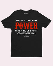 Holy Spirit Power T-Shirt