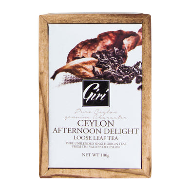 Giri Ceylon Afternoon Delight 100g