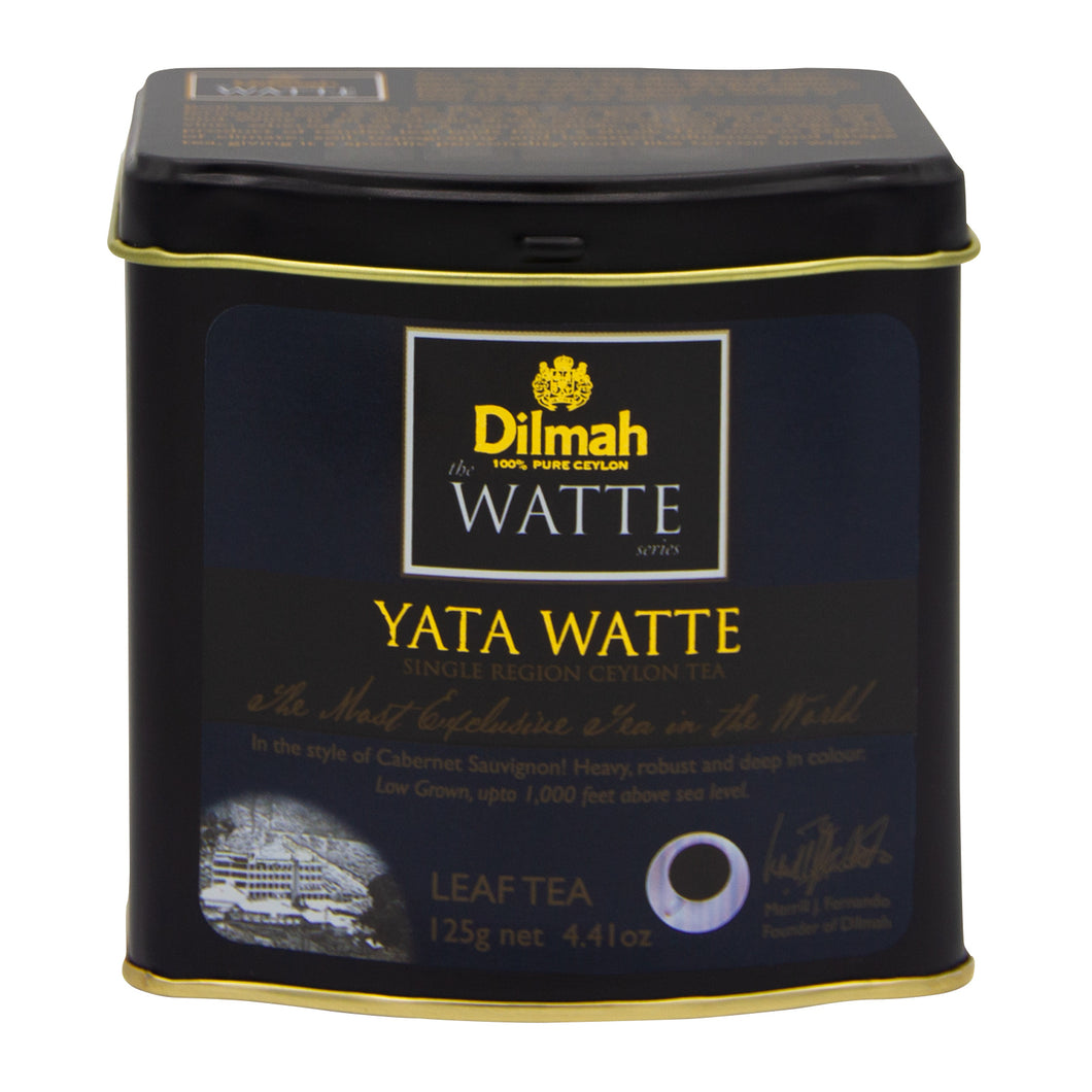 Dilmah Yata Watte Single Region Tea, 125g Loose Leaf Caddy | Ceylon Tea Store