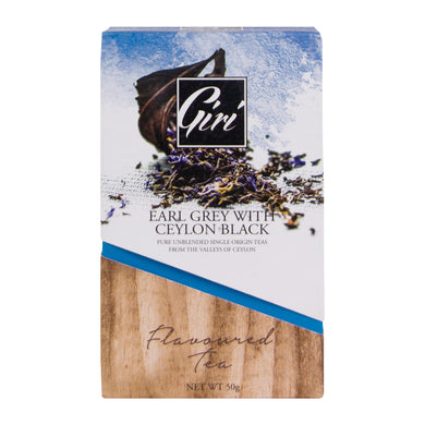 Giri Earl Grey with Ceylon Black | Ceylon Tea Store
