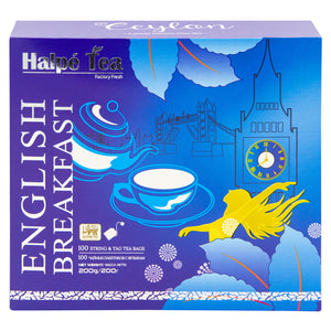 Halpe English Breakfast 100 Teabags | Ceylon Tea Store
