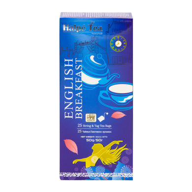 Halpe English Breakfast 25 Teabags | Ceylon Tea Store
