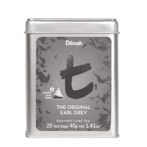 Dilmah t-series, The Original Earl Grey Tea 20 teabags | Ceylon Tea Store
