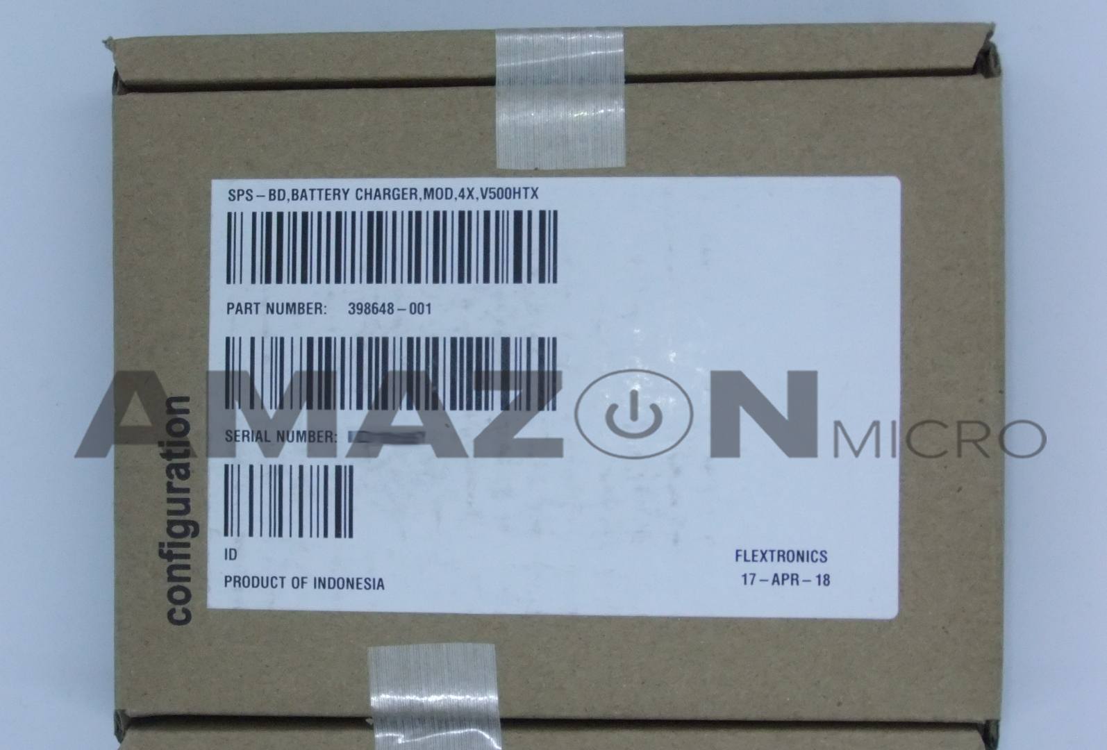 727260-001 HPE 96W FBWC Smart Storage Battery ** New w// Current Date Codes ***