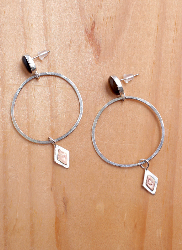 Tigers Eye Hoops