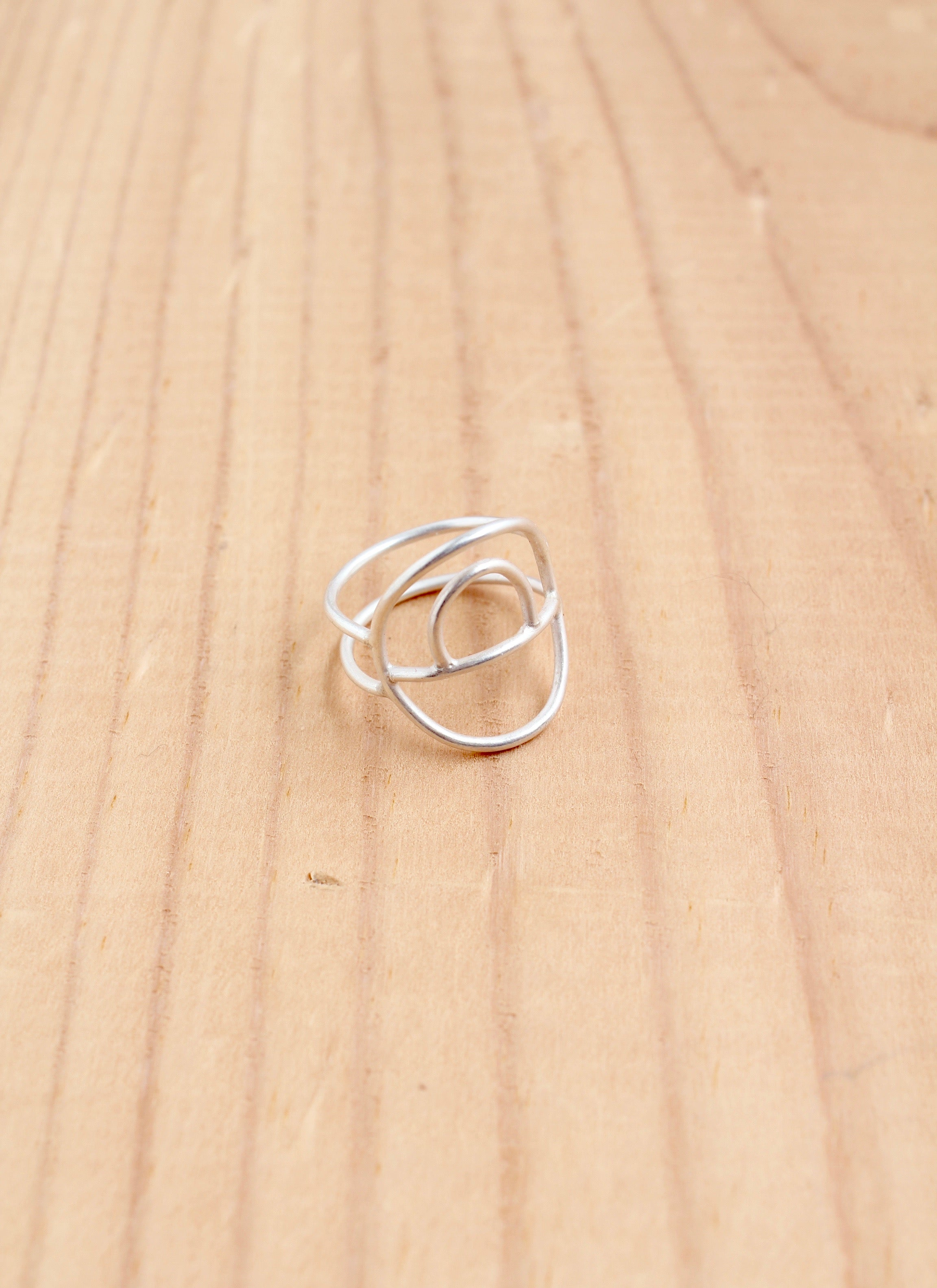 Dunes Cage Ring