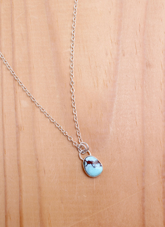 Golden Hills Turquoise Necklace