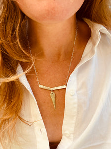 Sol Stick Necklace