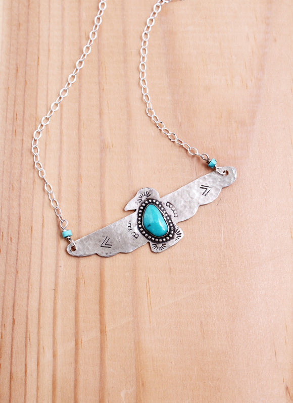 Indio Thunderbird Necklace