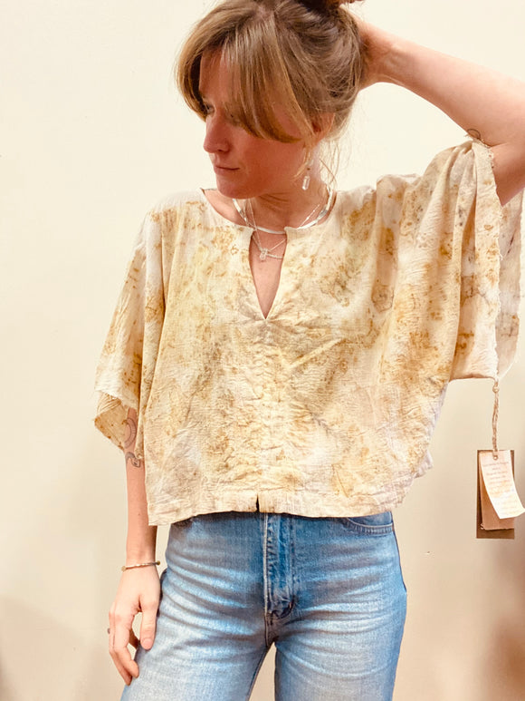 Alliene Boxy Top- SS2