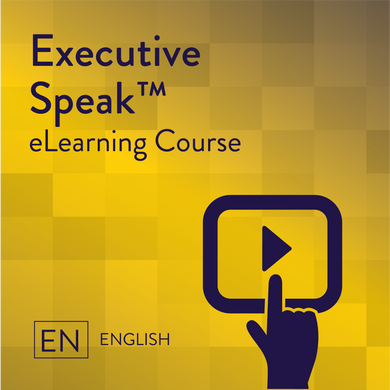 Executive Speak eLearning Course