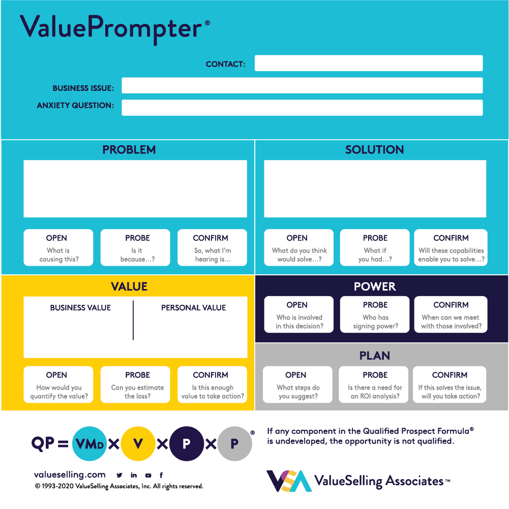 ValuePrompter Mousepad