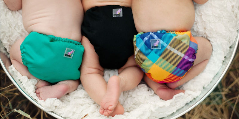 11 Tips to Make Cloth Diapering Easier