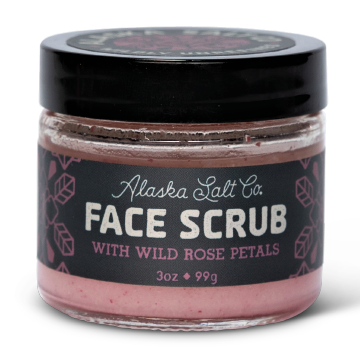 Alaska Salt Co. Face Scrub