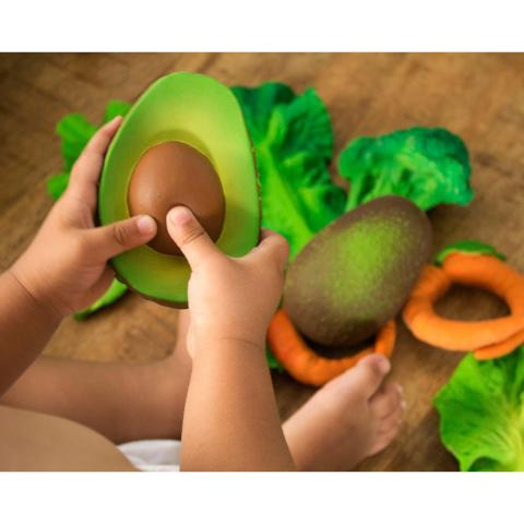 Oli & Carol Arnold the Avocado Teether