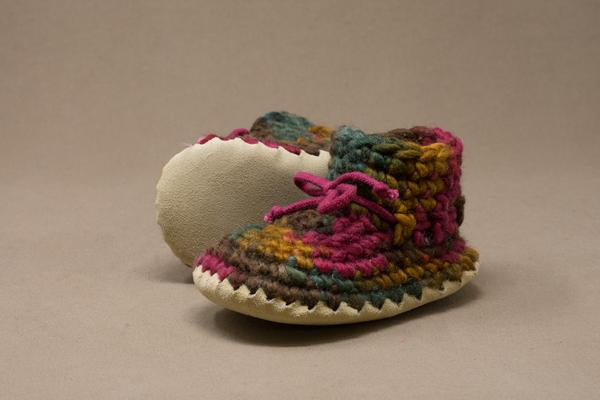 Padraig Cottage Size 3 Slipper