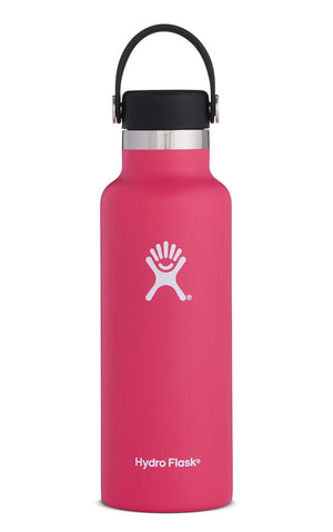 Hydro Flask 18 oz Standard Mouth w/ Flex Cap - Watermelon