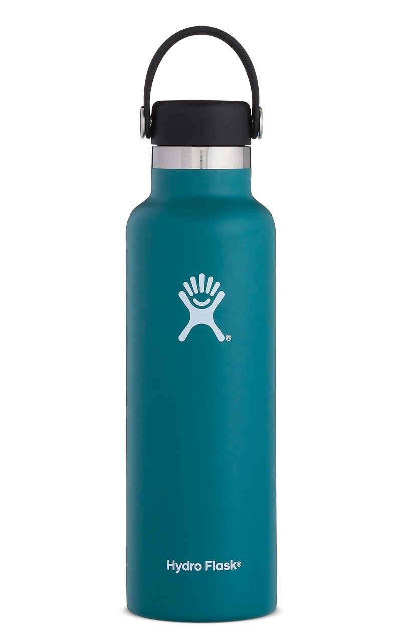 Hydro Flask 24 oz Standard Mouth w/ Flex Cap - Jade