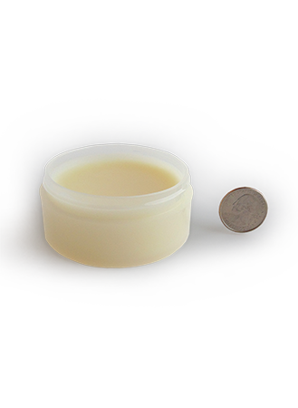 CJ's BUTTer Shea Butter Balm 2 oz. Jar: All Natural Mango, Sugar & Mint