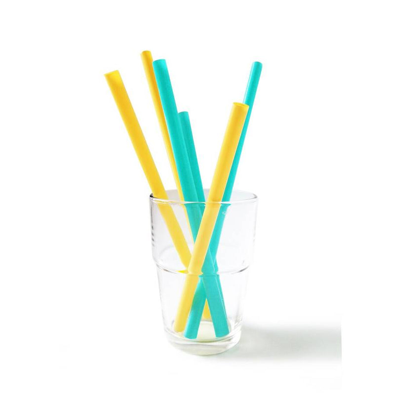 GoSili Reusable Single Silicone Straw