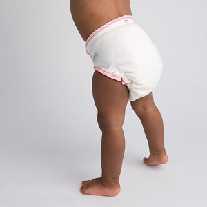 Sustainablebabyish Overnight Bamboo Fleece Fitted