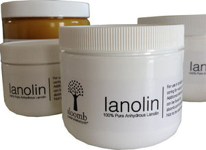 Sloomb Solid Lanolin - 4 oz.