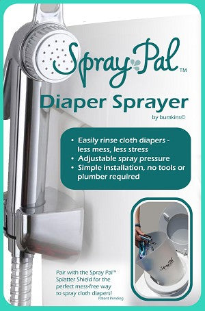 Spray Pal Diaper Sprayer