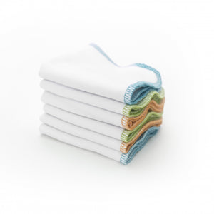 Thirsties Organic Cotton Wipes - 6 packs