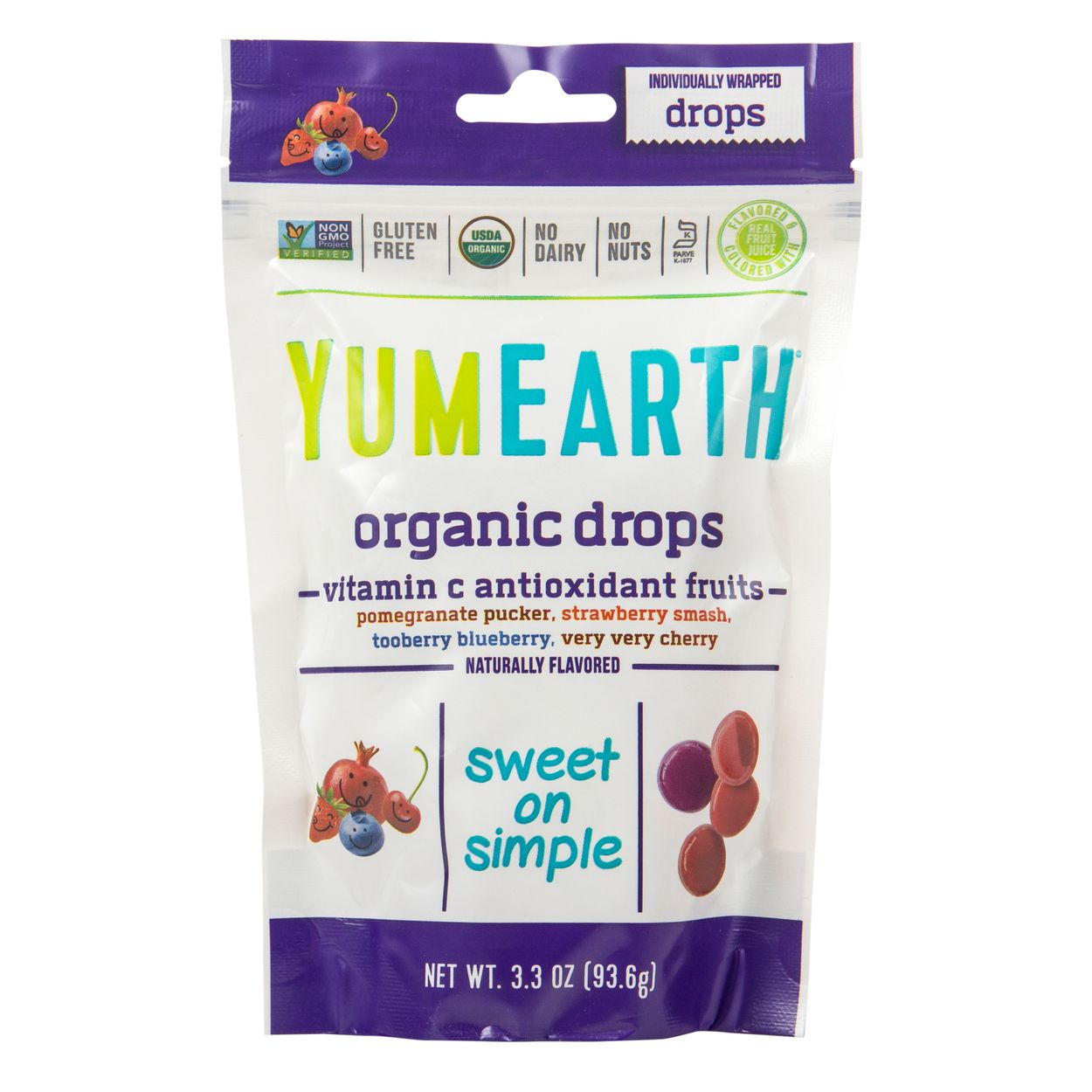 Yum Earth Vitamin C Antioxidant Drops