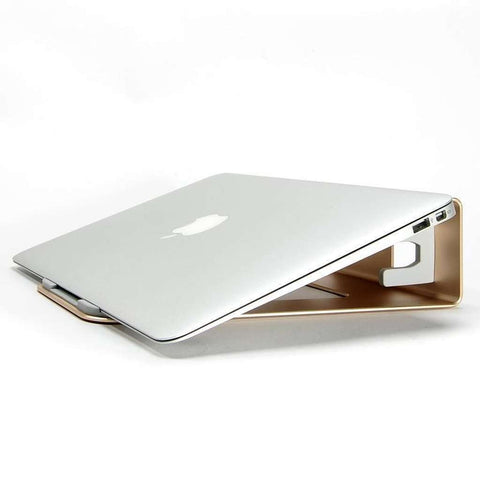 Aluminum Alloy Vertical Stand for Mac and iPad-Case Emporium NZ