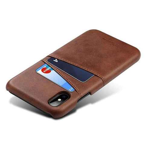 Business Card Holder Leather Case-Case Emporium NZ