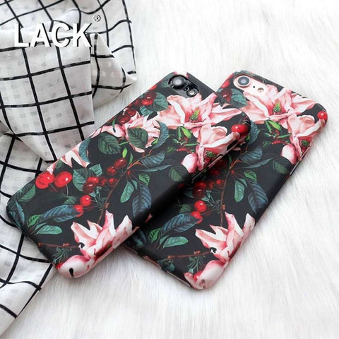 Classic Cherry Tree iPhone Case-Case Emporium NZ