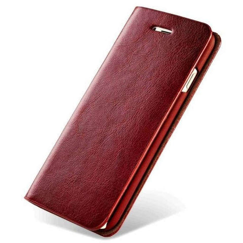 Genuine Leather Business Wallet Case-Case Emporium NZ