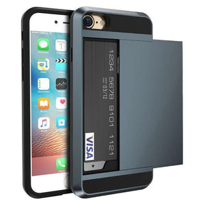 Glide Card iPhone Case