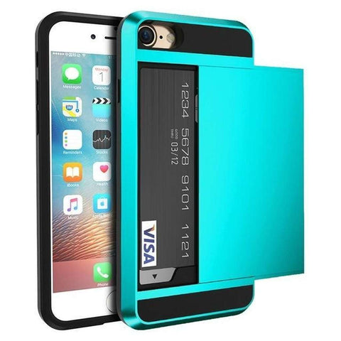 Glide Card iPhone Case-Case Emporium NZ
