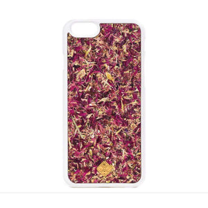 Handcrafted Organika Roses iPhone and Samsung Case-Case Emporium NZ